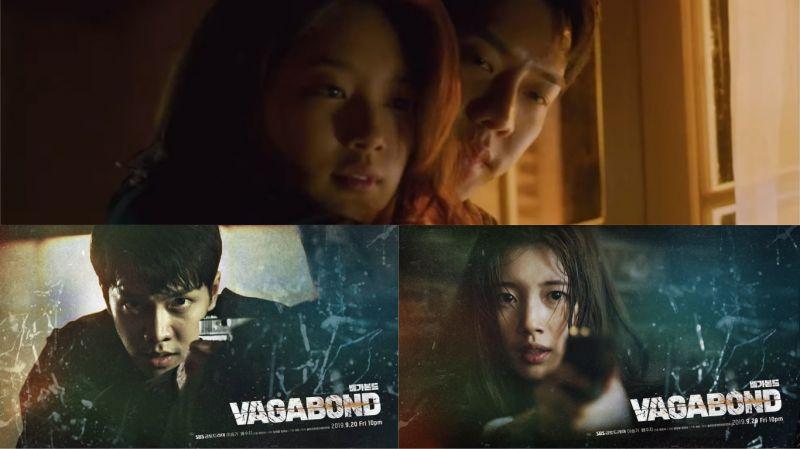 【有片】再等10天!李升基、秀智主演《VAGABOND》将於下周五(20日)首播 公开海报、预告