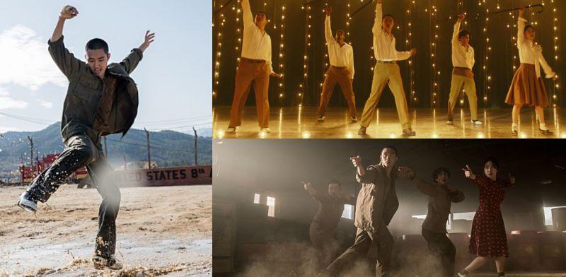 想與EXO成員D.O.跳著踢踏舞慶祝新一年開始了?!