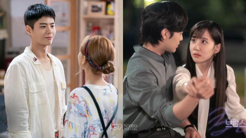 韓劇話題性排行兩大CP《青春紀錄》朴寶劍&朴素丹《喜歡布拉姆斯嗎》朴恩斌&金旻載