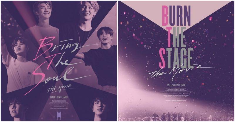 BTS防弹少年团继《Burn The Stage》之后再推电影《Bring The Soul》