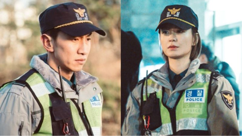 《Live》首次公开李光洙剧照!完美变身派出所警察,将与郑有美一起伸张正义!