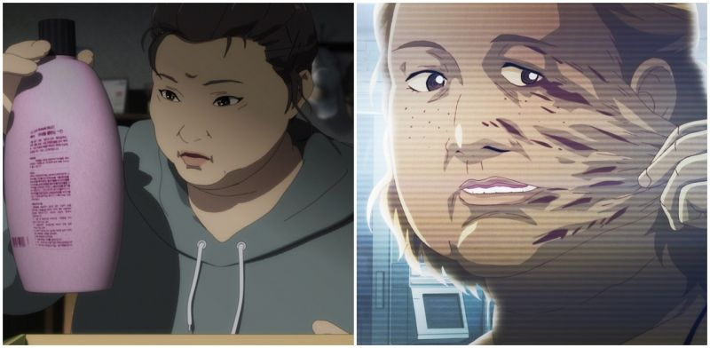 [中文预告出炉]外貌至上的时代来临!动画电影《整容液》将於9月18日在台上映