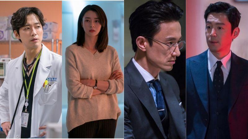 南宮珉、權娜拉、金炳哲、崔元英主演KBS《監獄醫生》公開人物劇照!預計下月20日首播