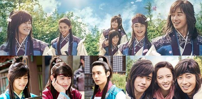KBS月火劇《花郎》7位主演單人預告全公開!抓準角色要點!