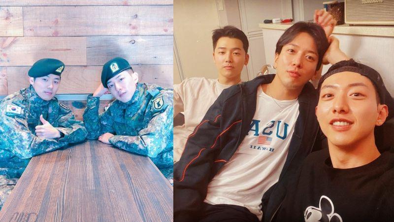 全員結束兵役的男團!CNBLUE李正信、姜敏赫今日退伍,將會通過直播與粉絲們進行互動!