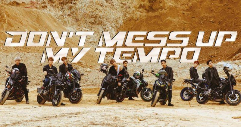 EXO 正規五輯〈Don't Mess Up My Tempo〉11 月來襲 前進仁川舉行回歸 showcase!