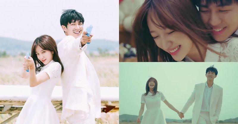 EXID Hani跨刀出演瑟雍solo新歌MV!兩人上演熱烈愛戀手銬彼此《你啊》全曲公開