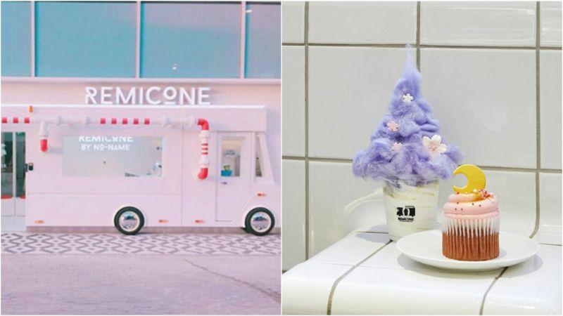 新沙、东大门、仁川皆有分店~未来实验室里的乌云冰淇淋,把坏心情都吃光光!