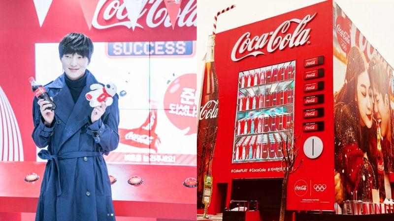 【弘大必玩】「弘大超大型自動販賣機」來啦!有超多明星都已經去過,這裡面到底有什麼呢?