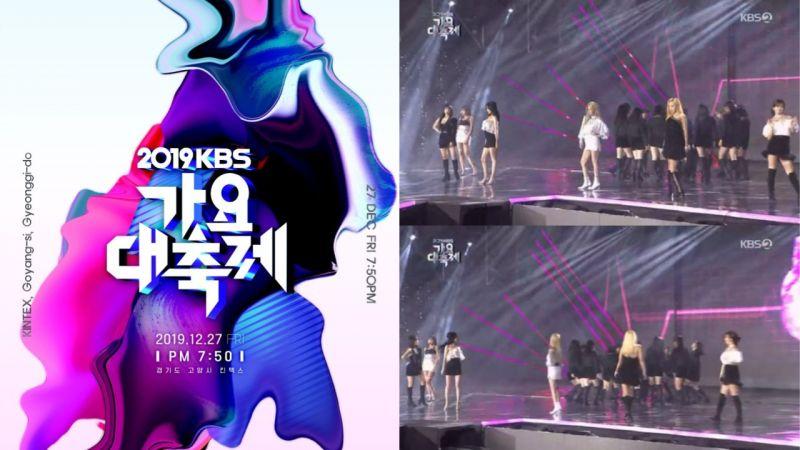 《KBS歌謠盛典》Apink表演還沒結束...舞台就被中斷!成員們發文:「希望所有的舞台都到公平、尊重!」
