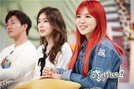 Red Velvet成員Wendy自曝「不會撒嬌是最大的煩惱」