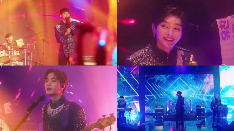 【有片】《成为你的夜晚》首版预告片公开!乐团LUNA展现舞台魅力,11月7日正式开播!