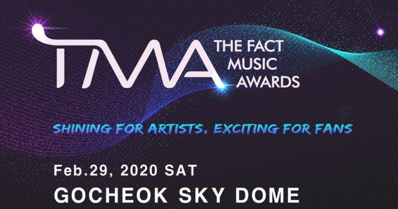 第二屆《The Fact Music Awards》決定進行網上頒獎,於本月16日公佈獲獎結果!