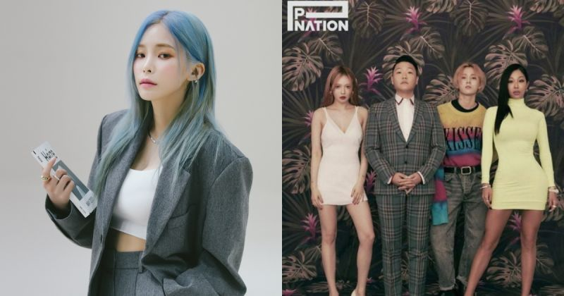 Heize 加入 P Nation 和 Jessi、泫雅、DAWN、Crush 成同門!