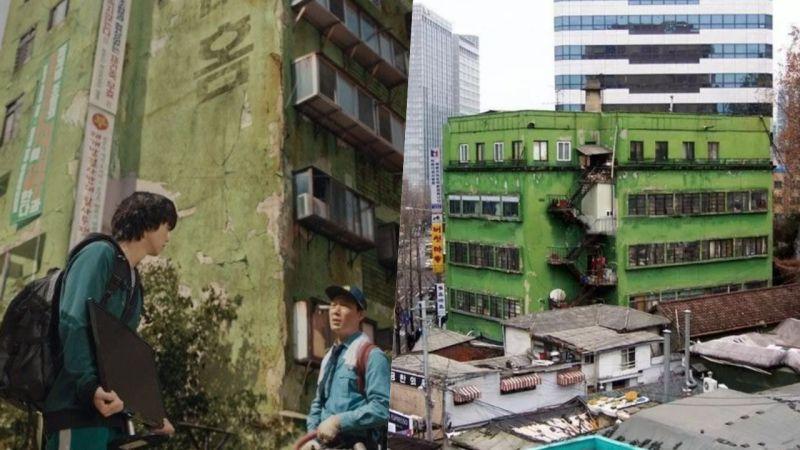 《Sweet Home》「綠色家園」公寓在現實中的原型!就在首爾市中心,落成至今已經80多年