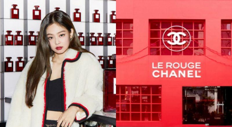 Jennie也去過! 首爾江南快閃店Chanel Red Museum