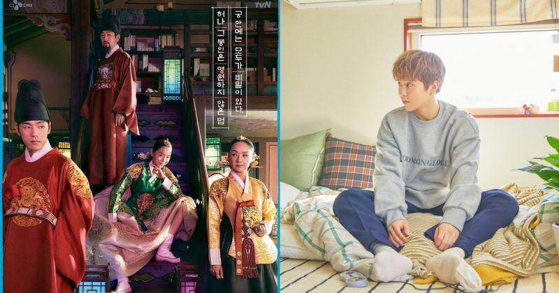 《哲仁王后》收視率創新高 Xiumin OST 今晚發行!