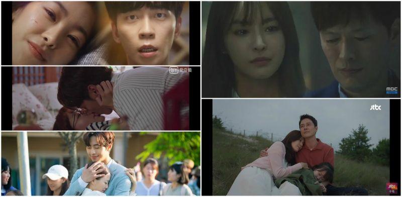 韩剧 本周无线、有线月火剧收视概况-检法2再次夺冠,风在吹猛刷新高