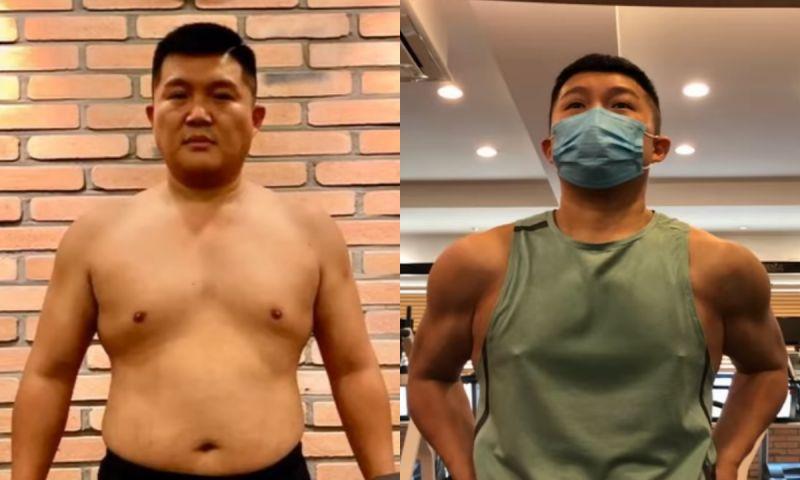 曹世鎬變肌肉男!3個月成功減重12kg,驚現「太平洋肩膀」