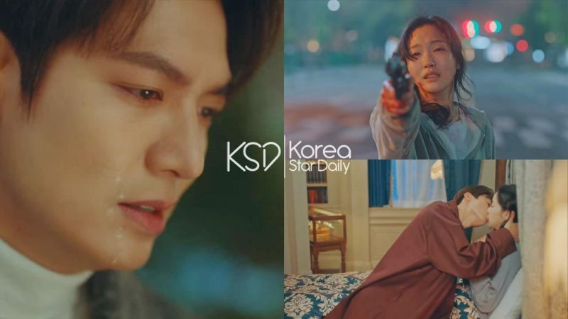 《The King:永远的君主》短暂撒糖看不够啊~原来他也是从大韩民国穿越来的人!