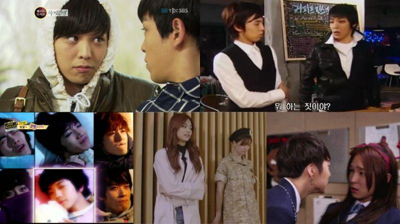 看幾次笑幾次,偶像們COVER的韓劇!