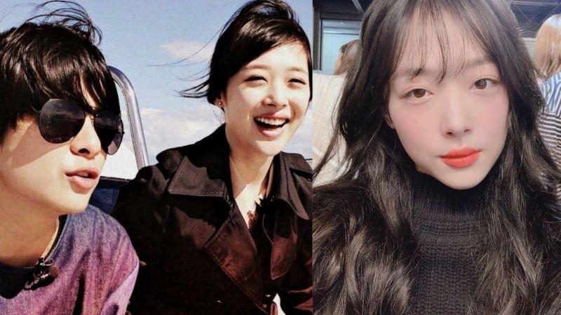 Amber明日抵韓並前往弔唁Sulli SM娛樂也準備場所供粉絲們前往向Sulli送上溫暖問候