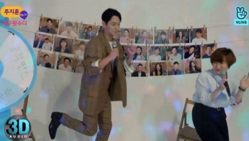 朱智勛隱藏的舞蹈實力,他完全就是一個值得深挖的魅力寶藏啊