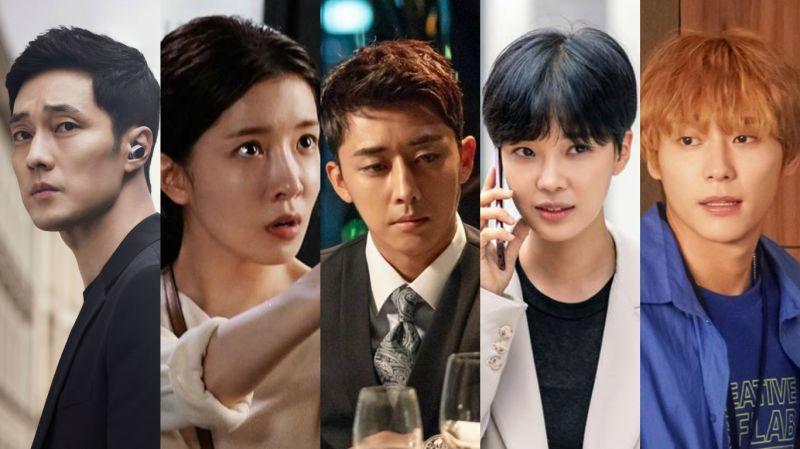 MBC《我身后的陶斯》苏志燮从「特工」变「奶爸」?一起来看看剧中人物设定吧!