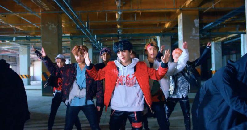 BTS防彈少年團〈Not Today〉滿兩年  MV 觀看次數今破三億!