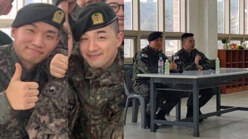 BIGBANG太陽&大聲部隊近況公開! 面帶笑容不受勝利影響,粉絲:安心了