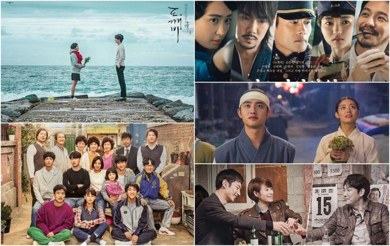 tvN收視TOP 5的劇你看過幾套?最弱勢的這齣竟擠身第四位!
