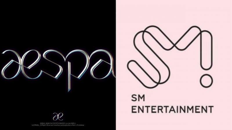NCT出道后时隔4年再次推出新团!SM娱乐公开新女团「aespa」的Logo影片,将在11月正式出道!