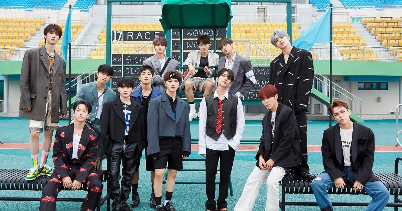 SEVENTEEN 又要回歸了!預定 10 月發行韓語新作品