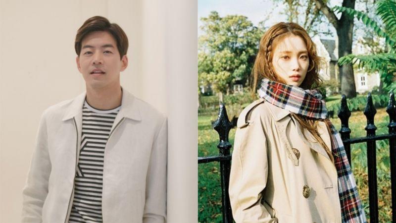 這個組合真的很新鮮呢!李相侖、李聖經確定出演tvN新劇《About Time》!