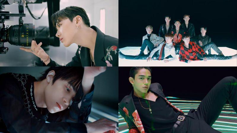NCT 中國子團「威神V」釋出《SEE THE V》1分半兩版預告:簡直T台走秀!