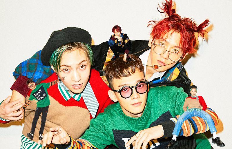 就是下個月!EXO小分隊CBX確定於4月10日攜迷你2輯回歸韓國歌壇