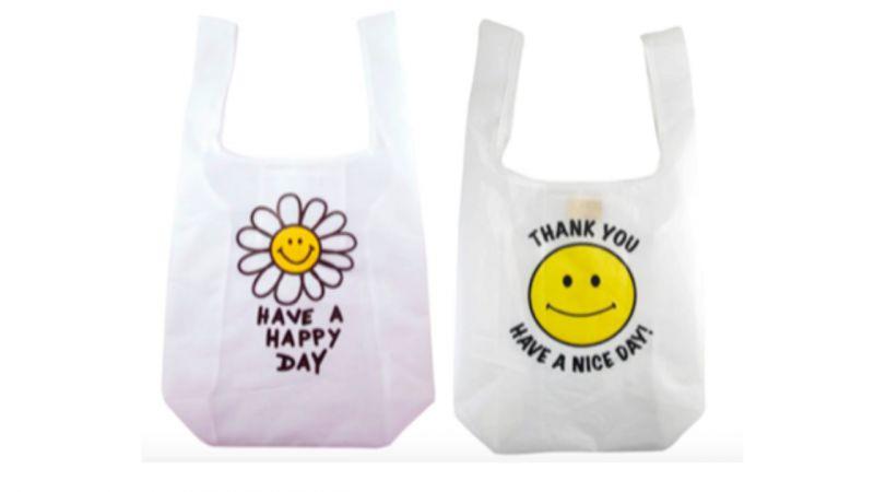 來韓國逛超市請一定記得帶好環保袋!最嚴格的禁止塑膠條例10月1日開始了~