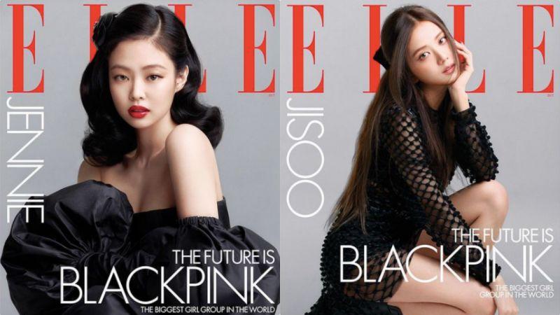 BLACKPINK Jennie&Jisoo練習生時期就是完成型美貌!太羨慕中間這位男生了