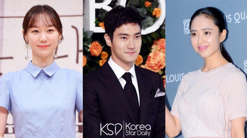 李宥英、金玟廷有望與SJ始源合作!擔任KBS新劇《各位國民們》雙女主 預計明年3月首播