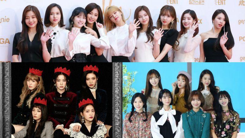 誰在 2018 年開端大放異彩?快來看看 1 月女團品牌評價榜單!