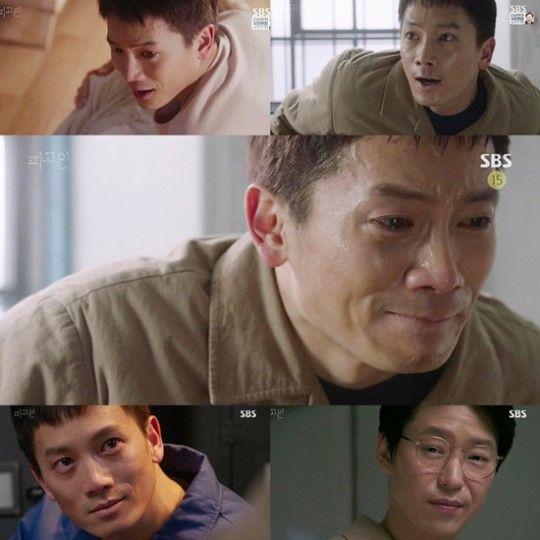 SBS月火剧《被告人》第8集剧情进入高潮  收视率再上涨