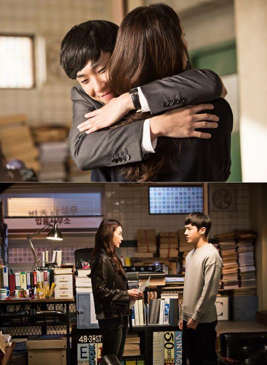 MBC月火劇《拖旅行箱的女人》李準緊抱崔智友 Loveline令人期待