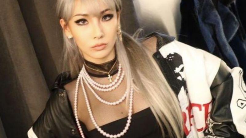 CL的母亲1月在国外去世,低调举行葬礼