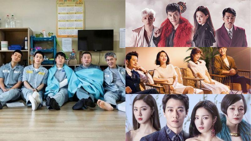 1月第三週「電視劇話題性」排行!在入榜的這幾部劇中,你有追了哪些呢?