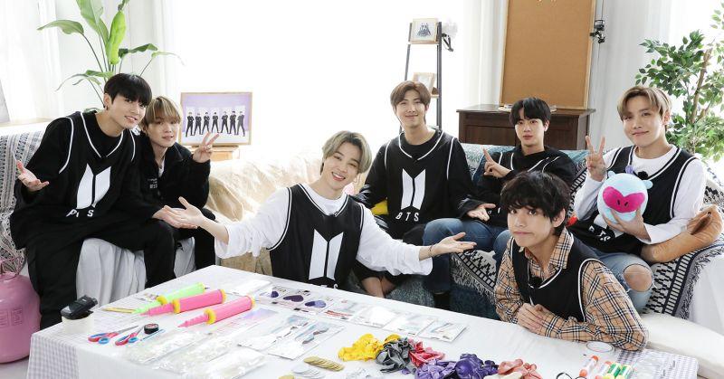 BTS防彈少年團新歌聽不完!8 月推出英語單曲