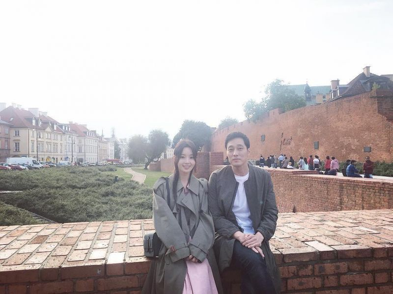 MBC新劇《我身後的Terius》開拍!南奎里特別出演 飾演蘇志燮前女友