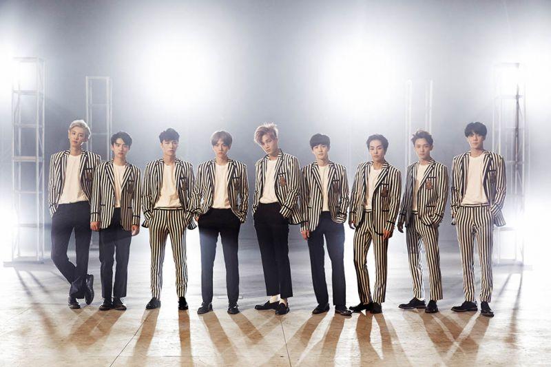 EXO《EXODUS》常規版翻新版總銷量破百萬