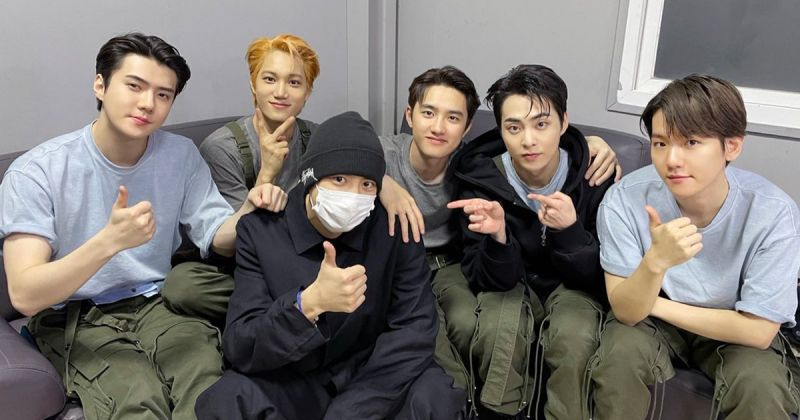 EXO 6/7 回歸!特別專輯今日開始預售