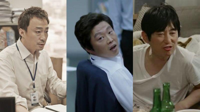 【不喝酒,却能演出醉酒效果的韩国男艺人】李圣旻、金希沅、金元海