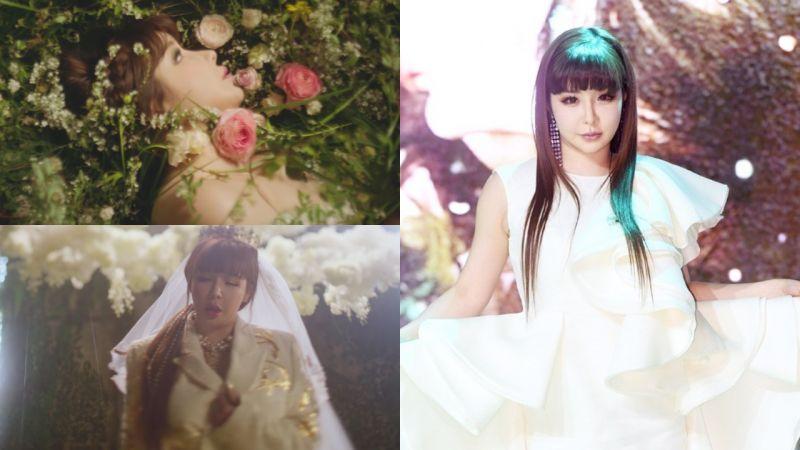 朴春新歌《Spring》獲5榜一位!她也表示:「雖然有點擔心,但是感謝這麼多人聽我的歌!」